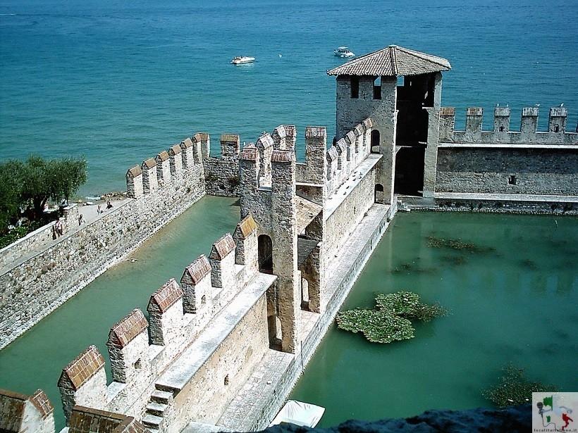 le mura della fortificazione