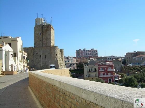 castello svevo e mura