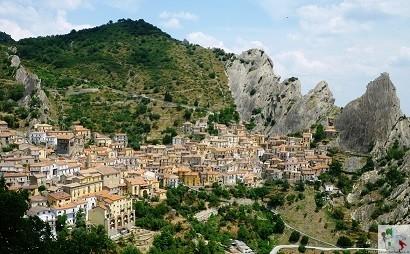 Castelmezzano, una quasi sconosciuta meraviglia