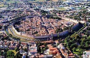 Cittadella, la città murata