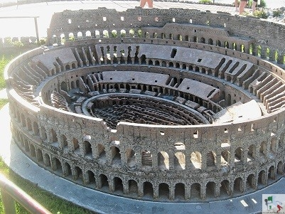 Colosseo in miniatura