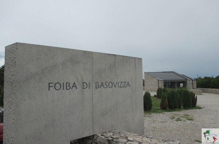 La Foiba di Basovizza, monumento nazionale in memoria dei caduti