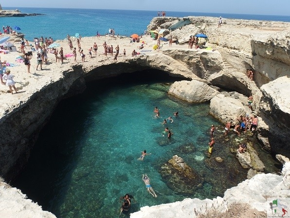 le grotte dal salento