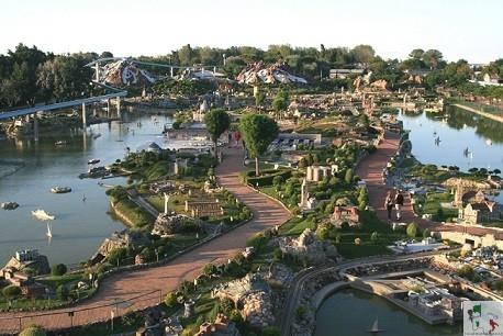 Italia in miniatura, il parco a tema per visitare l'Italia in un giorno