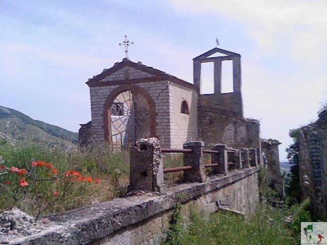 Rione Fossi, la città fantasma