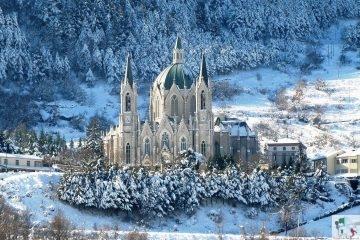 La Basilica dell'Addolorata, tappa imperdibile del Molise