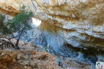 Tiscali, il villaggio nascosto nel monte