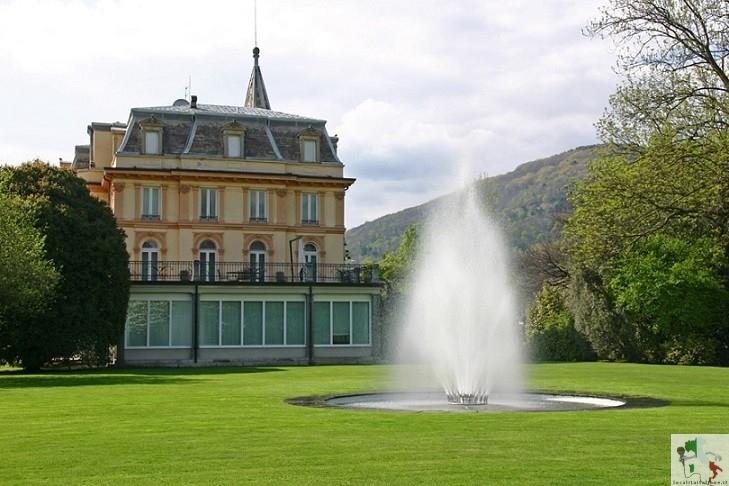 Villa Taranto e i suoi giardini