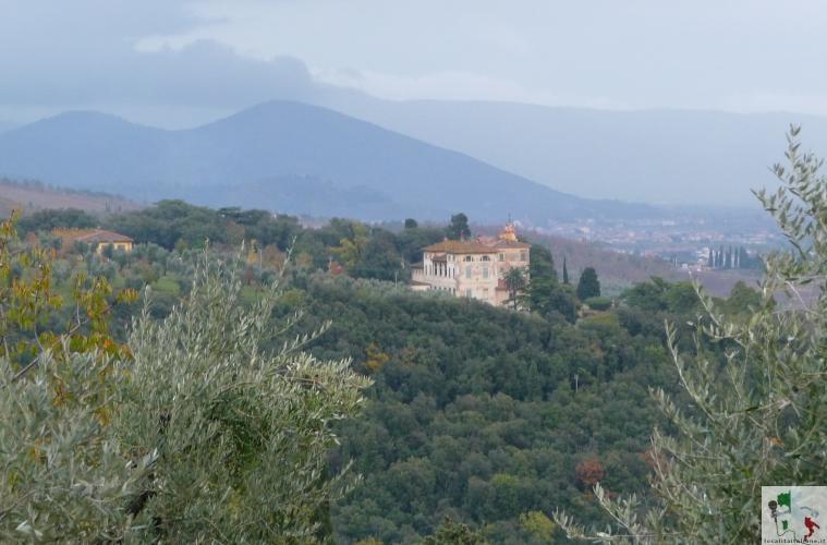 """Villa Celle e la """"Collezione Gori"""""""