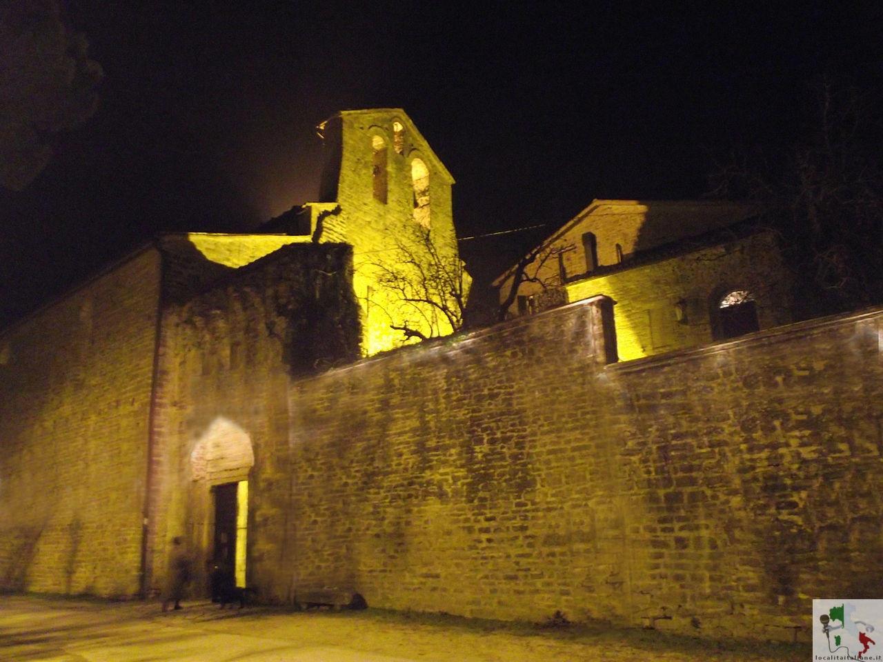 abbazia di sant'elena