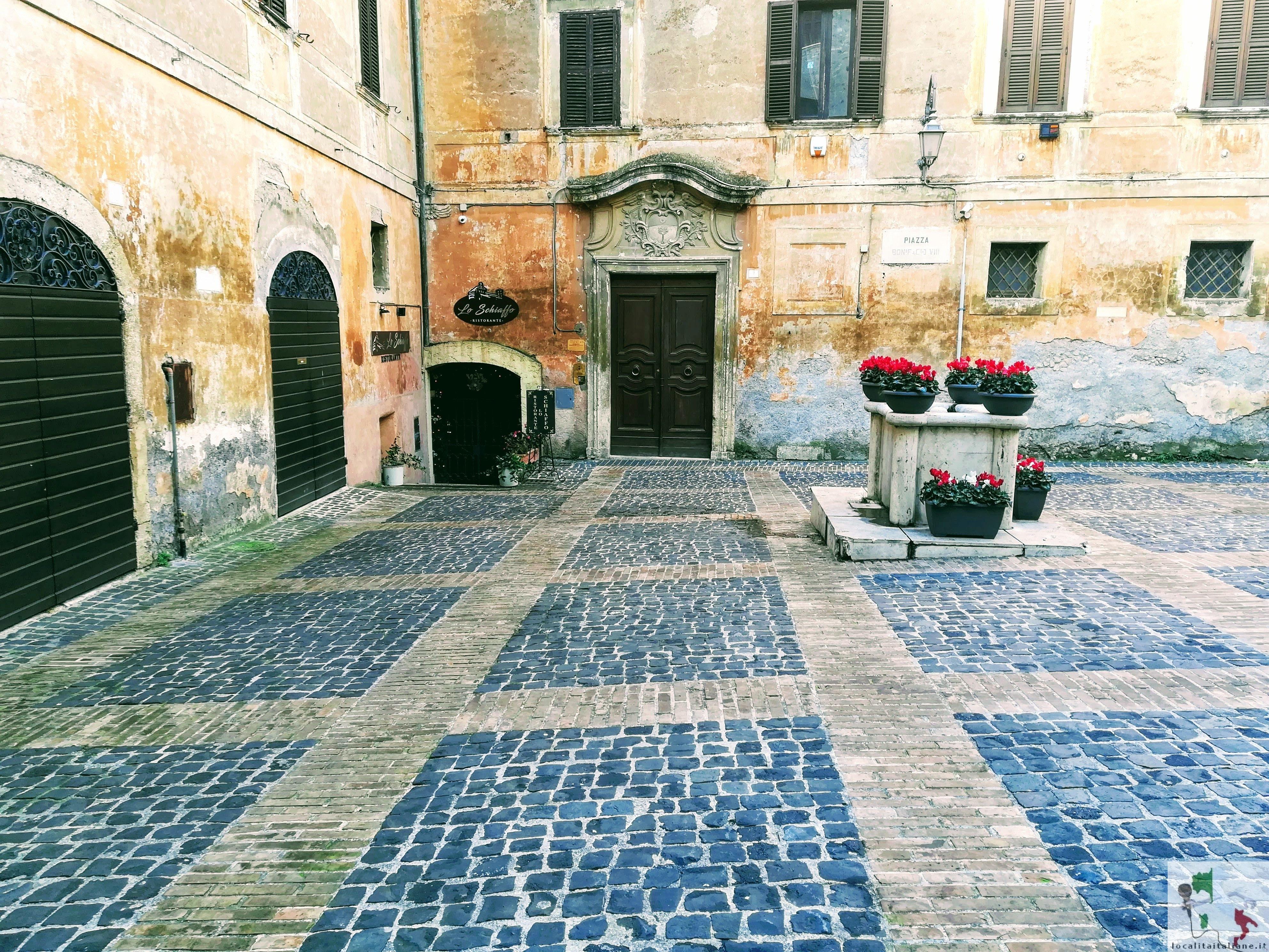 anagni piazza