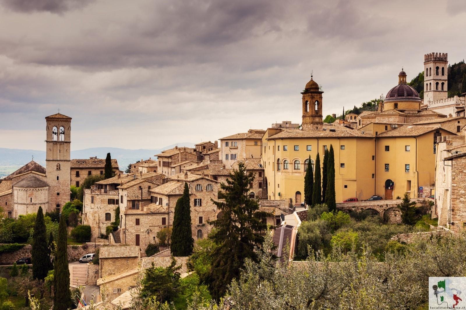 Architettura Assisi