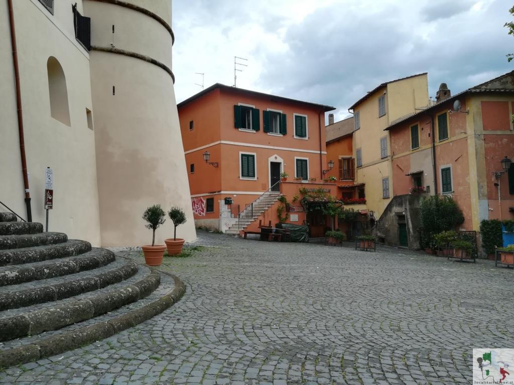 centro storico frascati