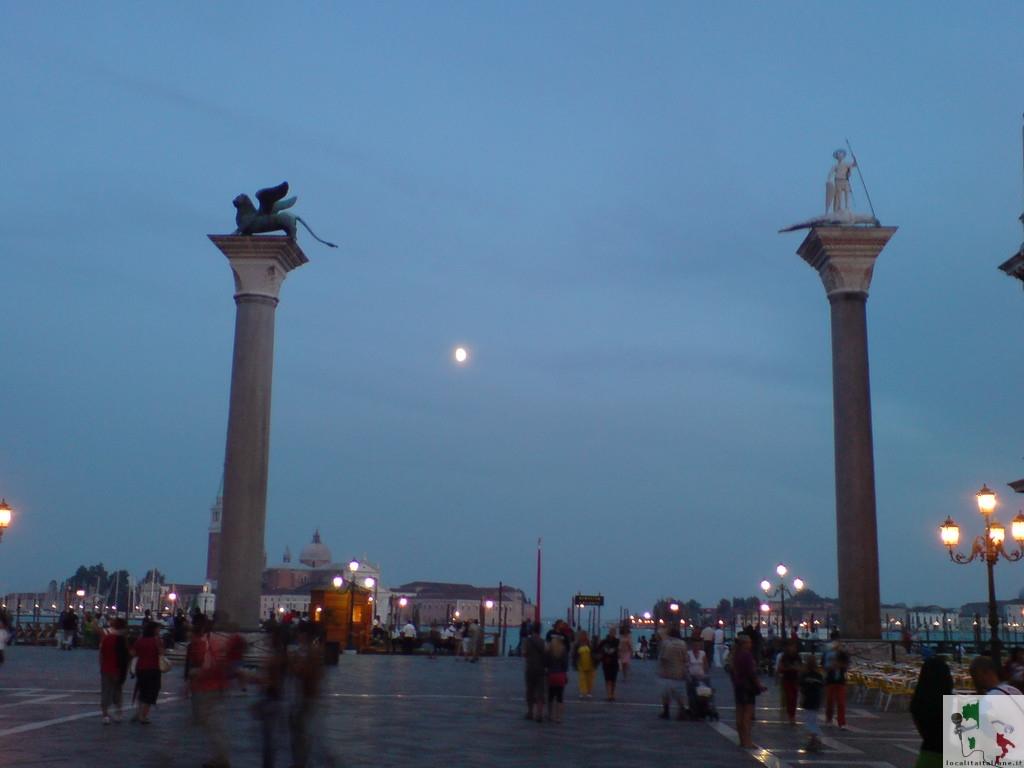 colonne piazza san marco