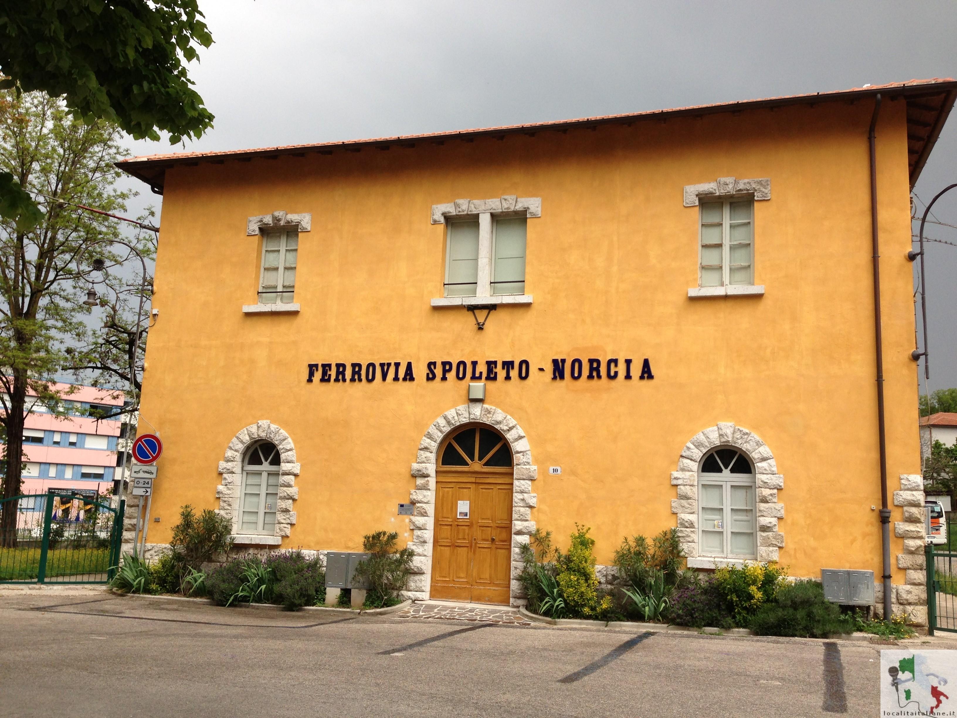 Ex ferrovia spoleto-norcia, un turismo alternativo