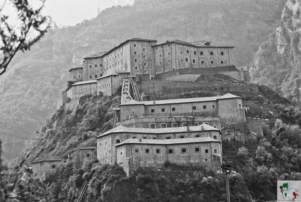 la storia del forte