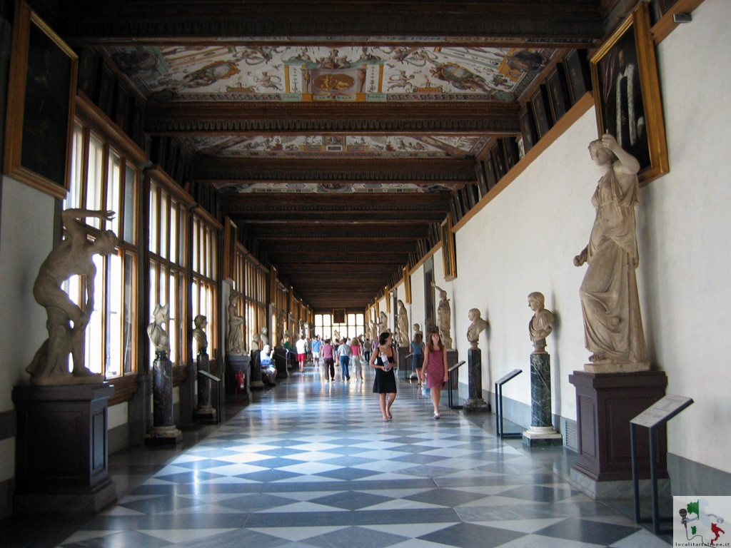 galleria uffizi (interno)