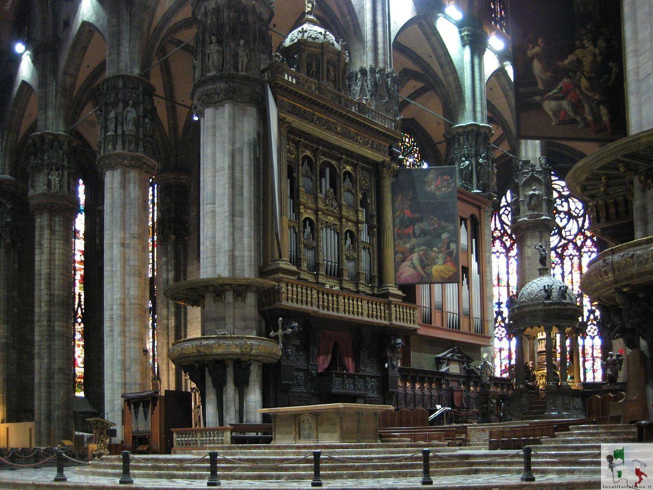 Duomo di Milano interno