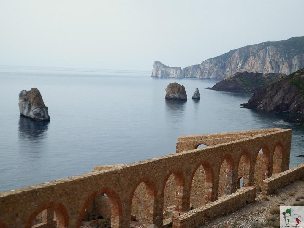 Laveria La Marmora, uno dei complessi minerari più interessanti della Sardegna