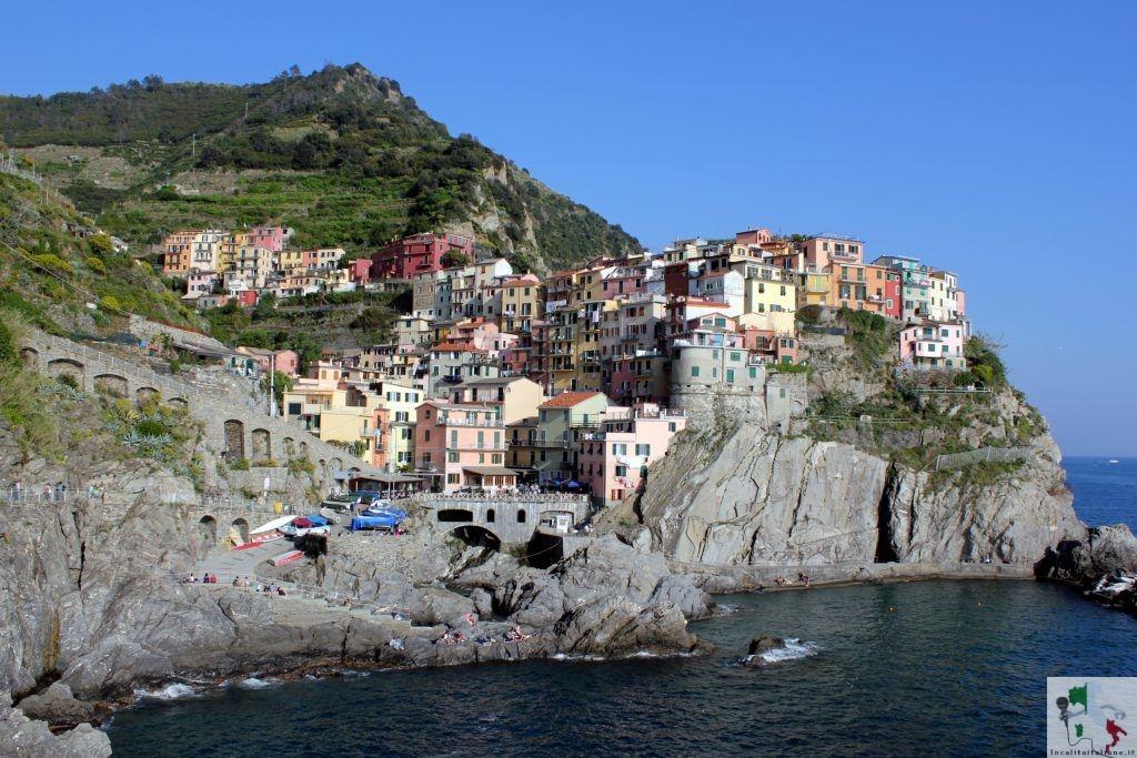 le cinque terre Liguria