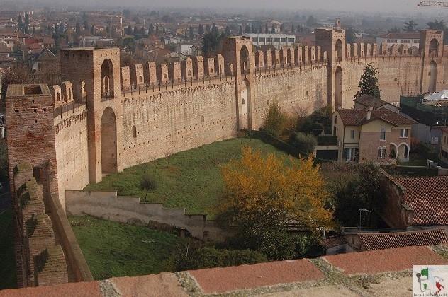 le mura di Cittadella