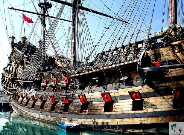Il vascello spagnolo