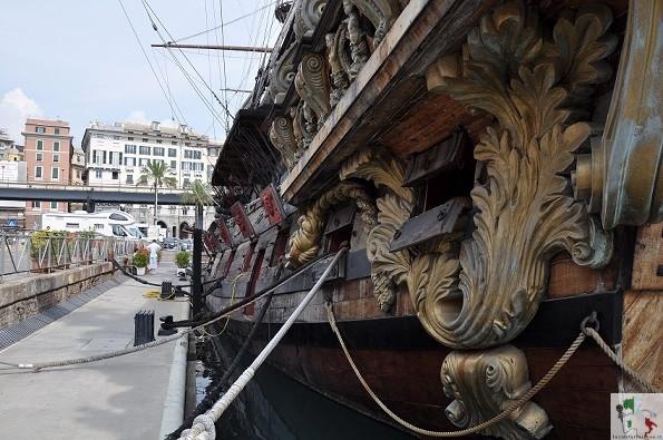 ornamenti vascello