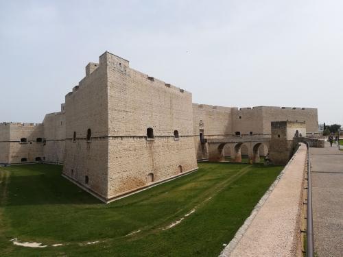 castello svevo barletta