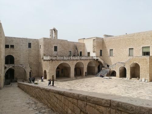 castello barletta