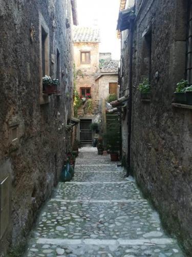 calcata-centro-storico