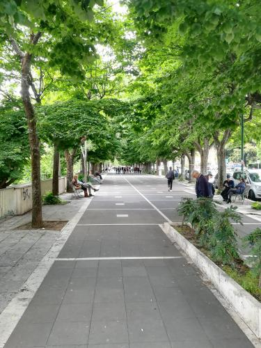 passeggiata Frascati