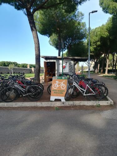 affitto biciclette roma appio claudio