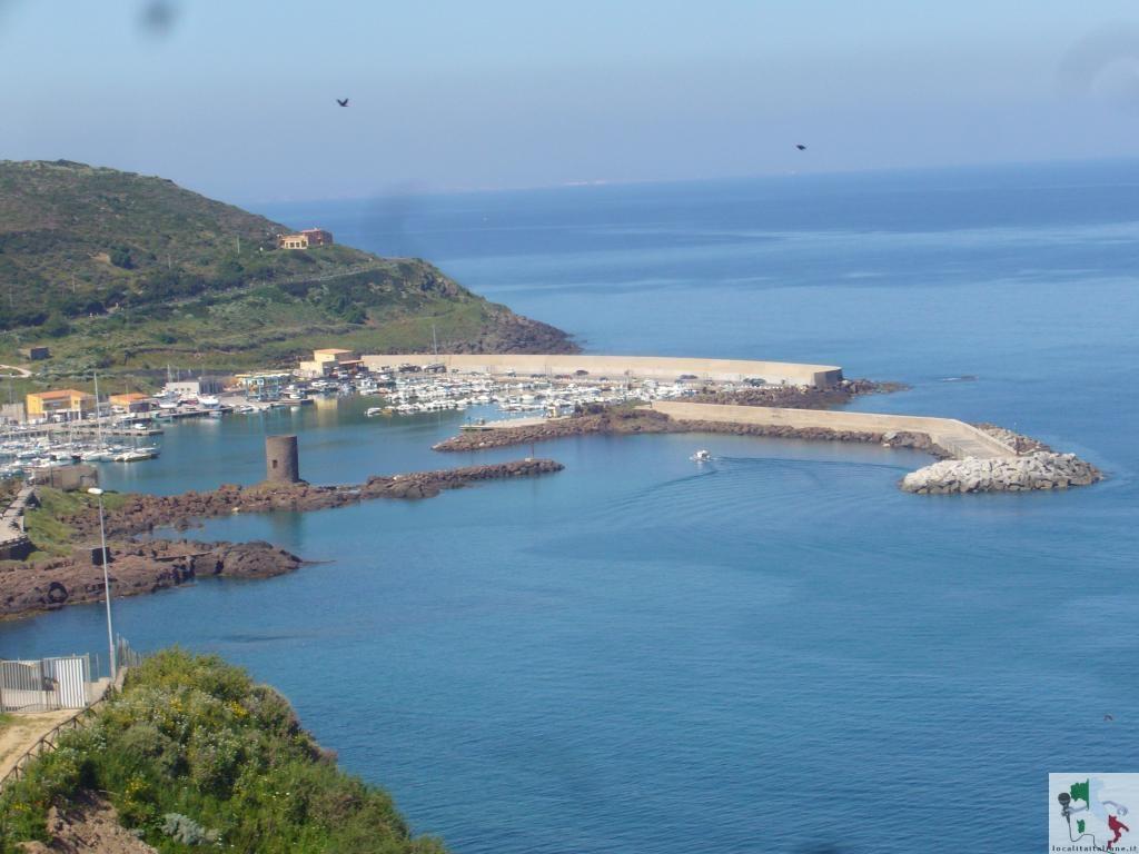 Castelsardo porto