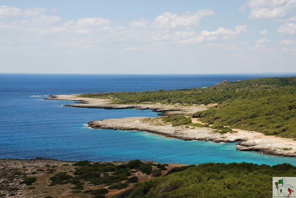 Porto Selvaggio, natura e mare nel Salento