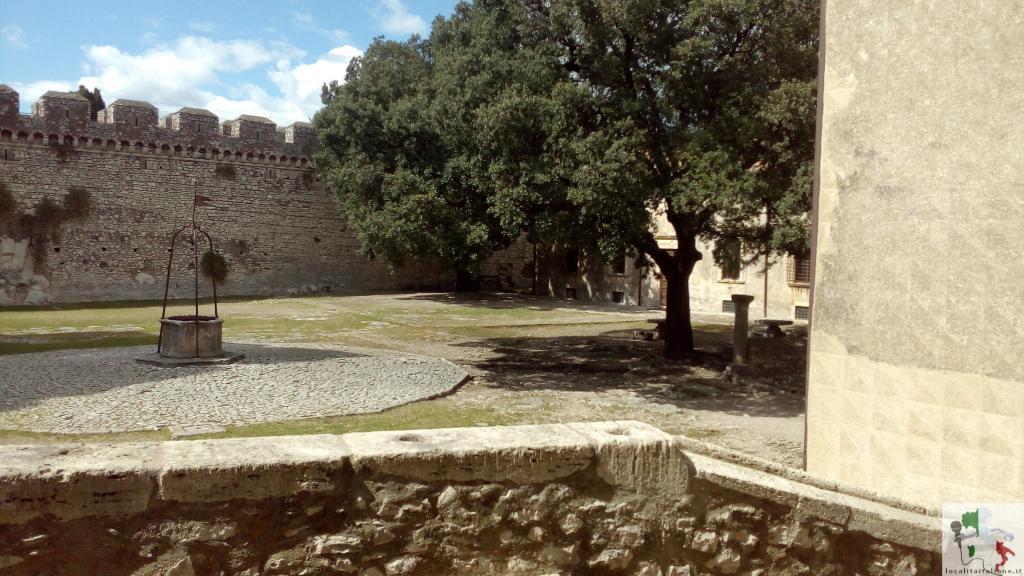 sermoneta castello