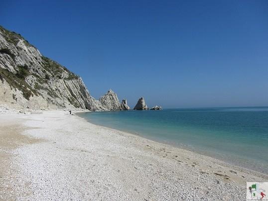 spiaggia conero