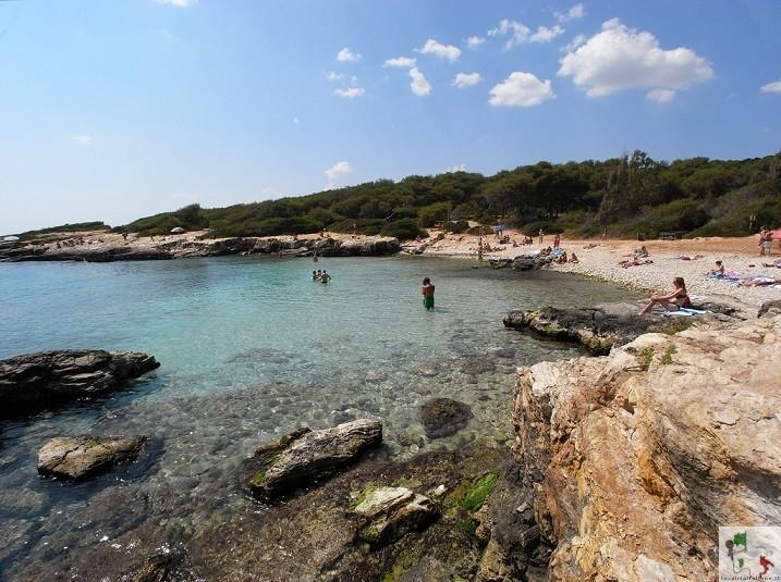 spiaggia porto selvaggio