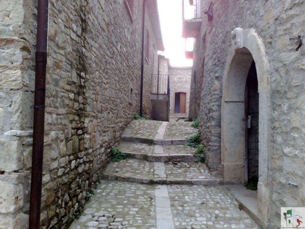 vicolo del Rione