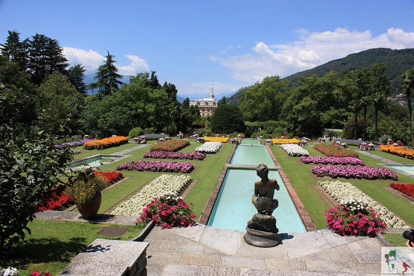 i giardini della villa
